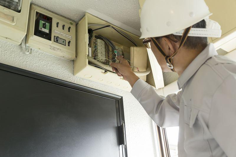 電気工事士を大募集